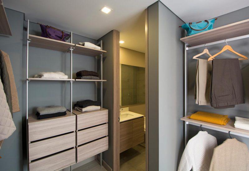 Closets Modernos - Walking Closet - Milestone