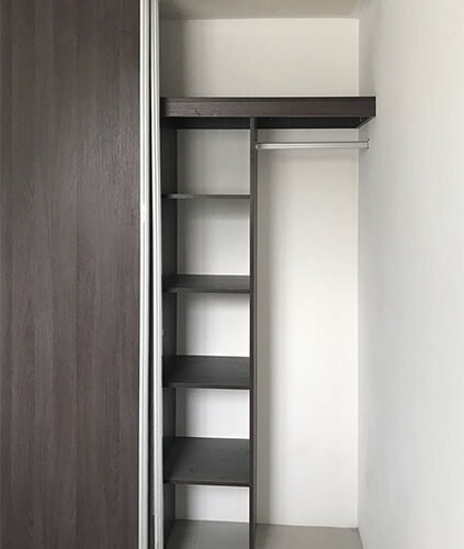 Closet Moderno Proyecto Altamira
